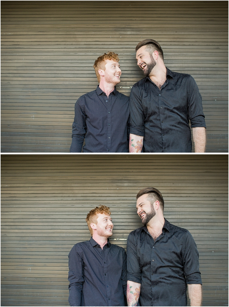 Same Sex wedding photographer Columbia, SC