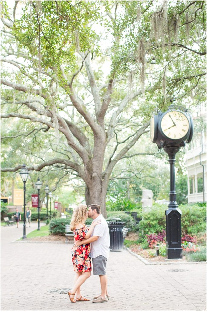 College of Charleston Engagement Session