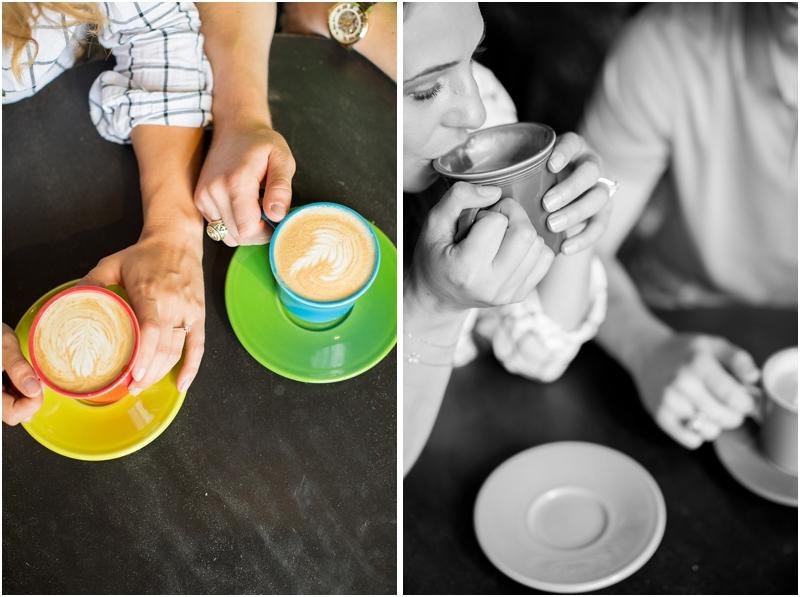 Drip Coffee Five Points Columbia SC latte art
