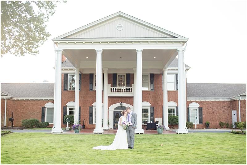 Holly Tree Country Club Wedding