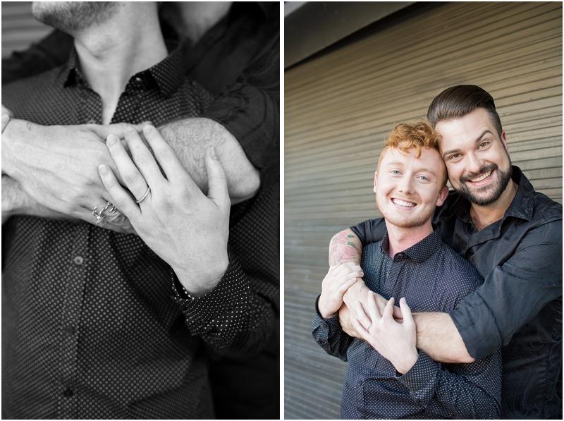 LGBTQ+ friendly wedding photographer