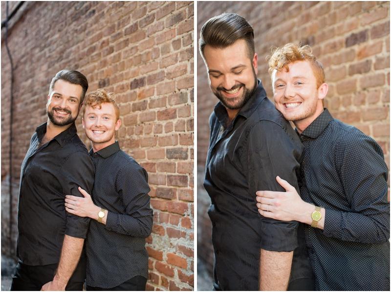 gay wedding fashion