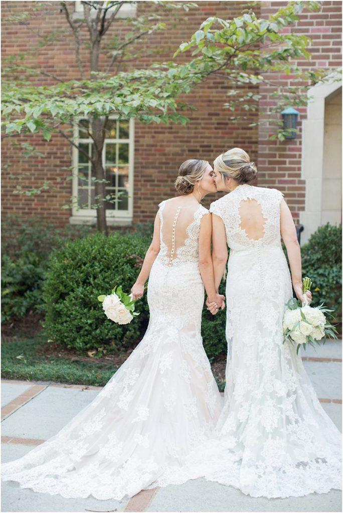 real lesbian weddings