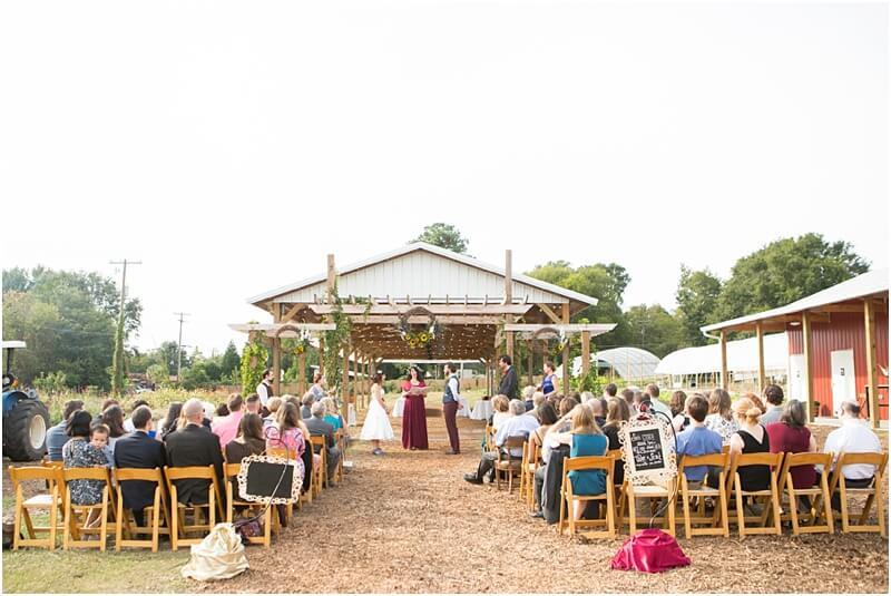 wedding venue farm