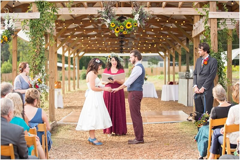 eco friendly wedding decorations