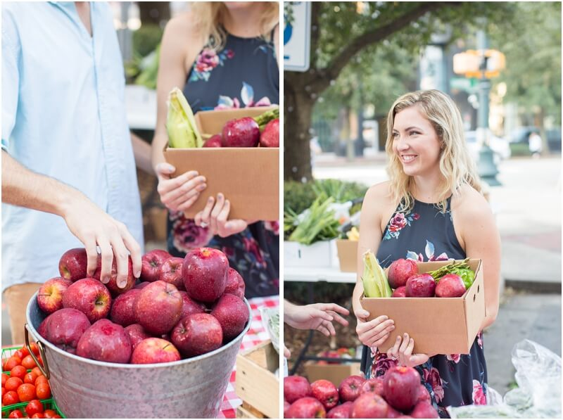 soda city market columbia engagement