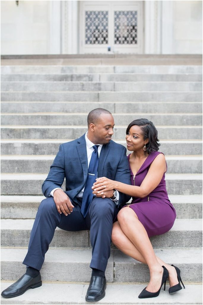 South Carolina African American Wedding