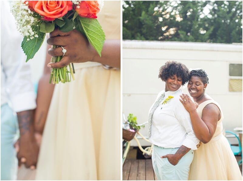 Wedding photographer in North Carolina