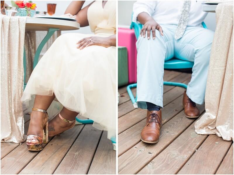 Asheville NC wedding details