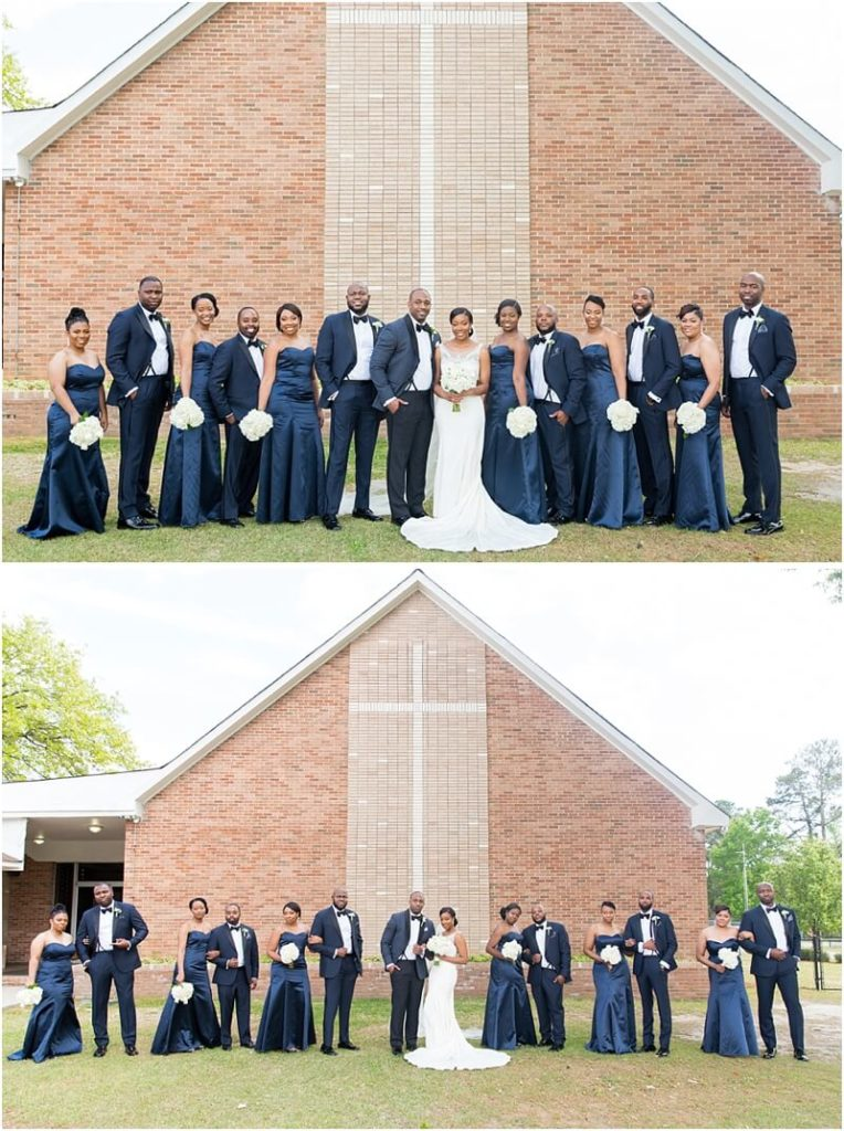 columbia sc photographers wedding