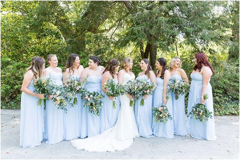 Hartsville SC Garden Wedding