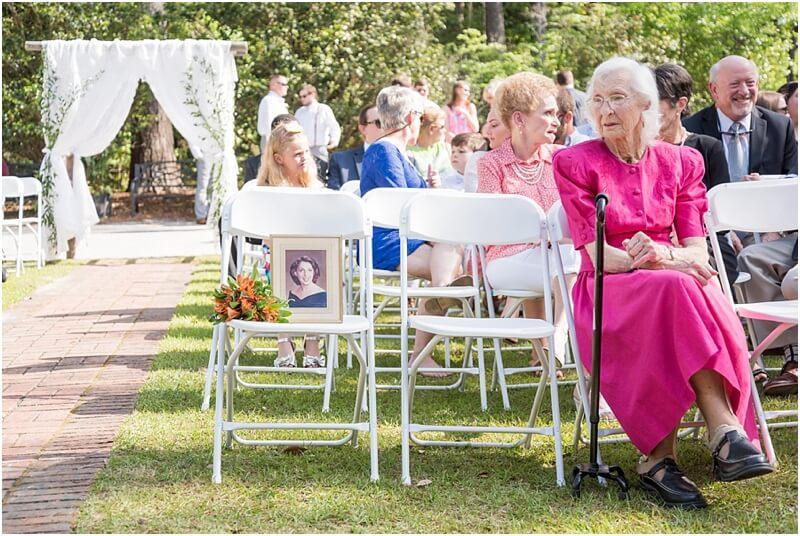 Hart House Garden Wedding