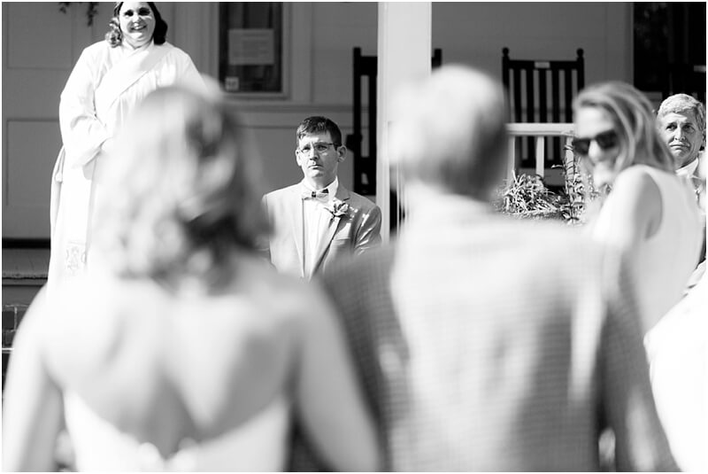 Wedding at the Hart House SC