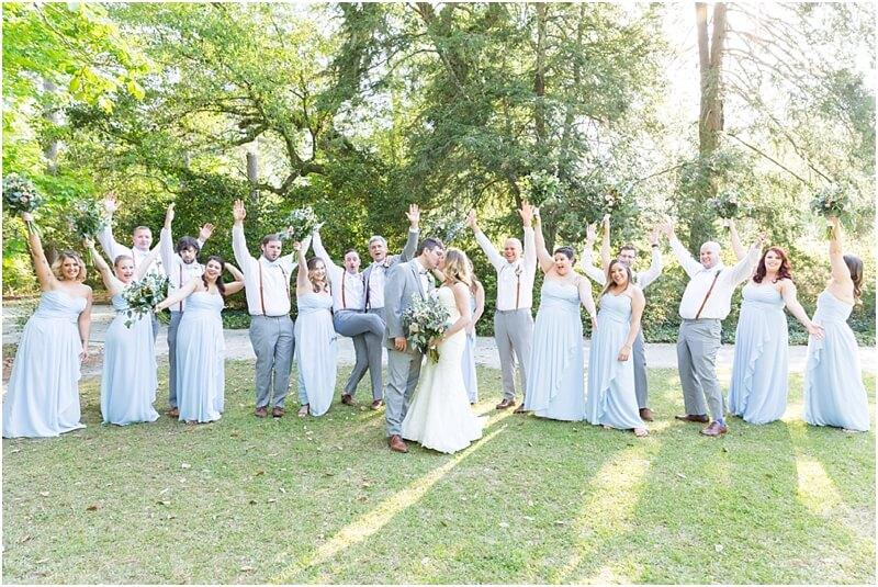 Coker College Wedding Photographer