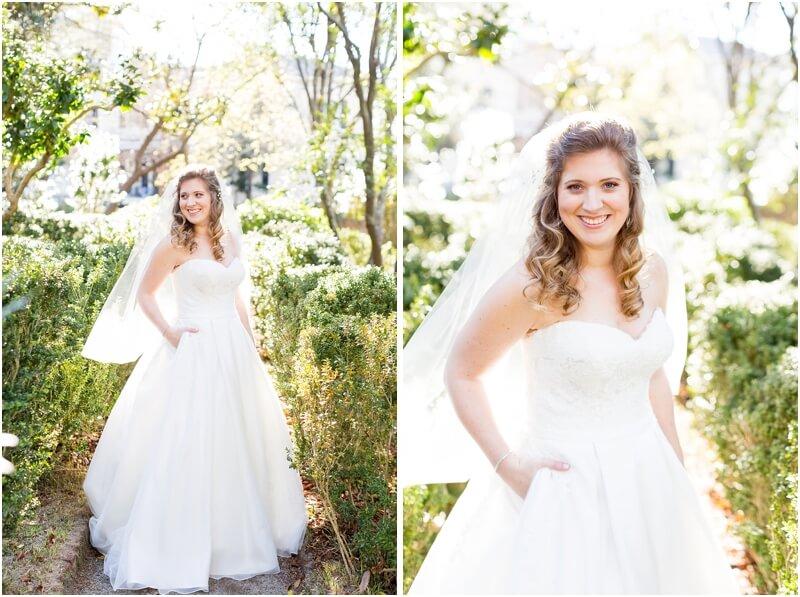 columbia SC bride