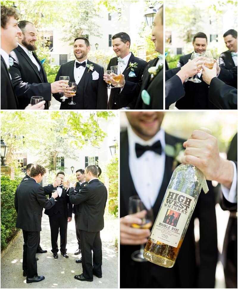 Lace House Wedding Reception