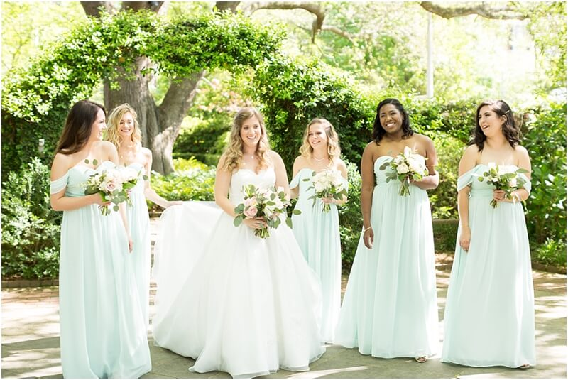 Lace House Garden Wedding