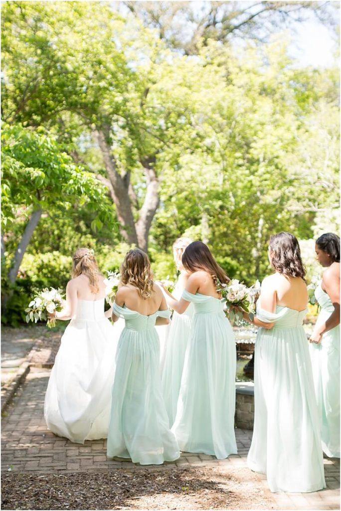 Garden Wedding SC