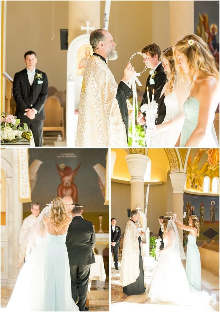 South Carolina Church Wedding