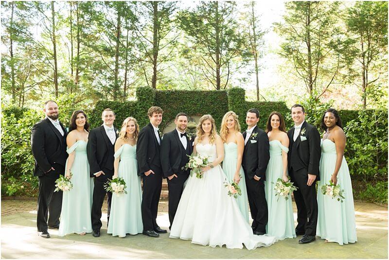 the knot wedding photographers