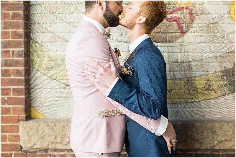 gay wedding photography sc