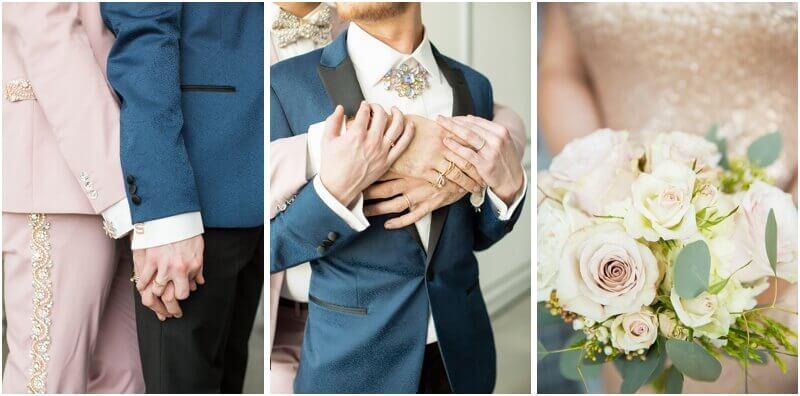 gay men wedding