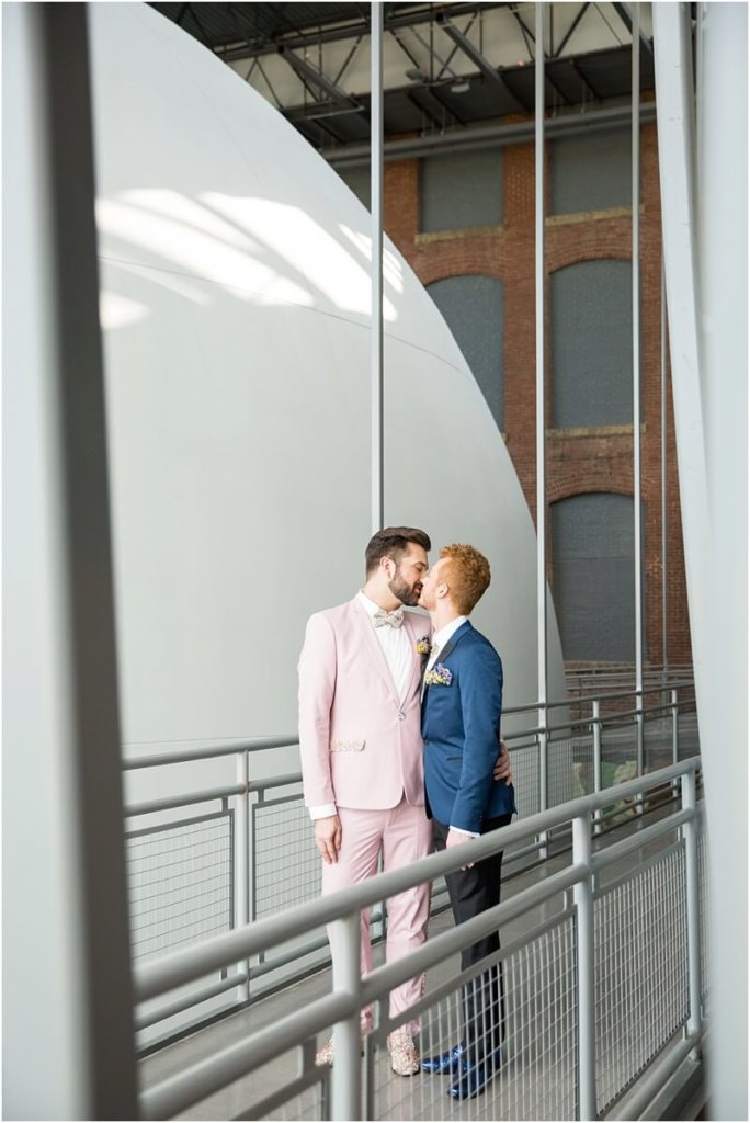 gay wedding photos