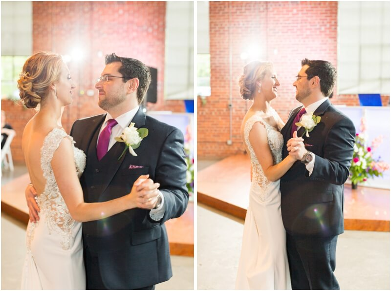 hall at senates Columbia south Carolina wedding photos