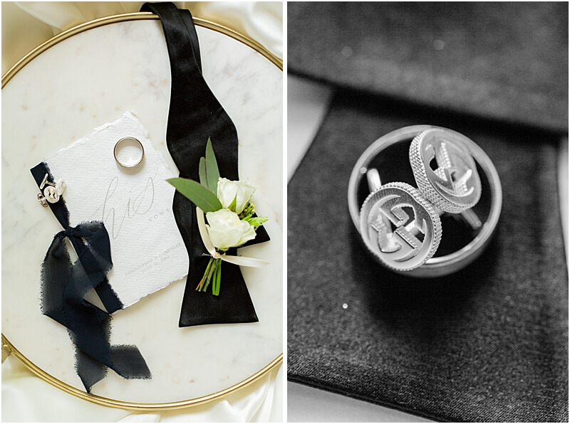 Columbia, SC Mens Wedding Details at Lace House at Arsenal Hill