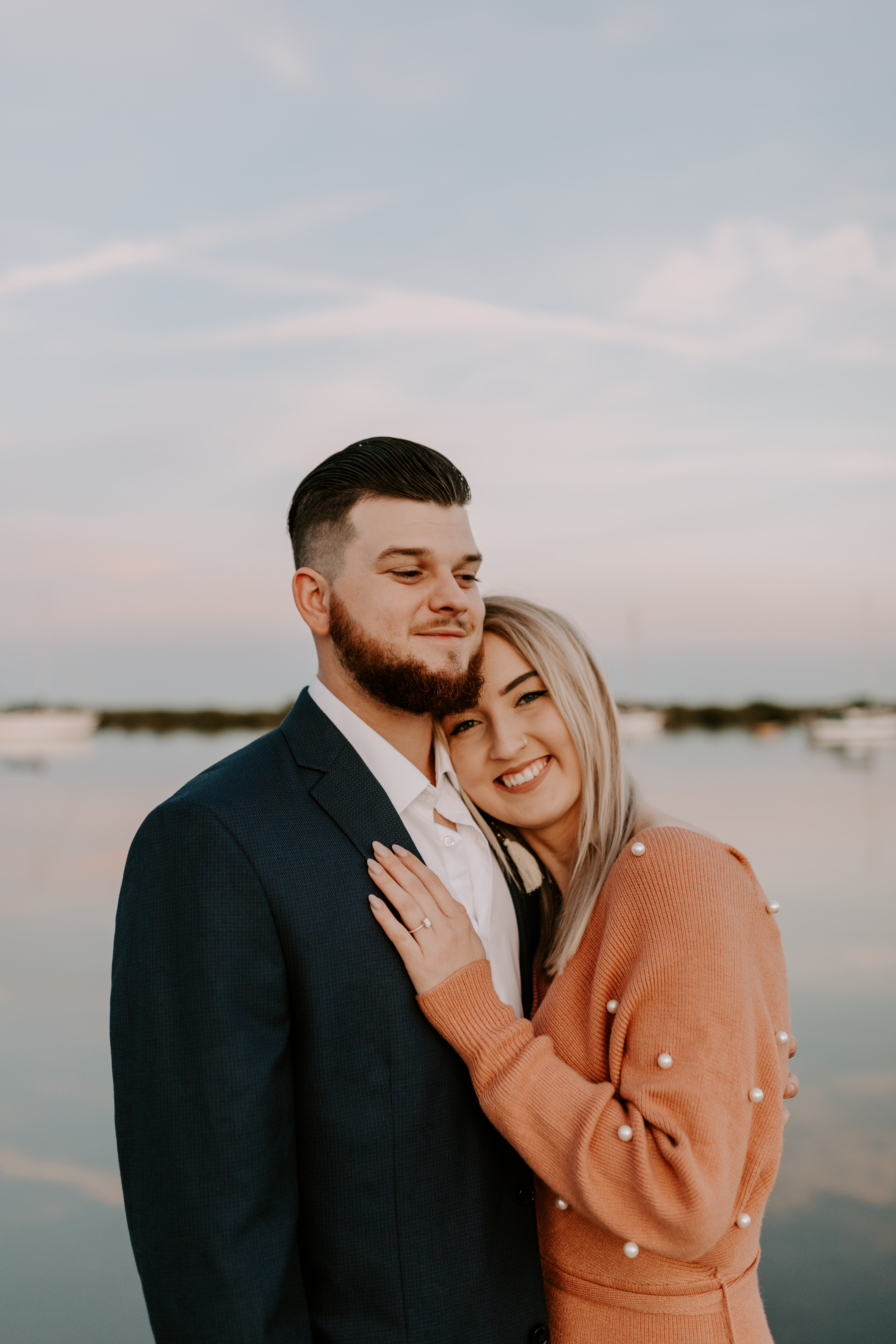 St Augustine Proposal - Jessica Jones Photography