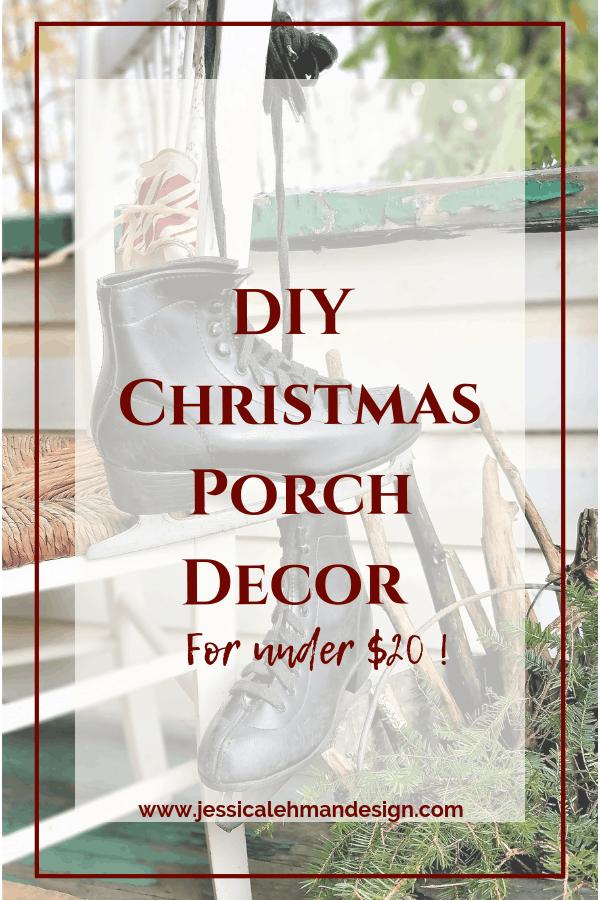 Christmas Porch Decor