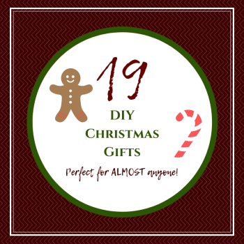 DIY Christmas Gifts graphic