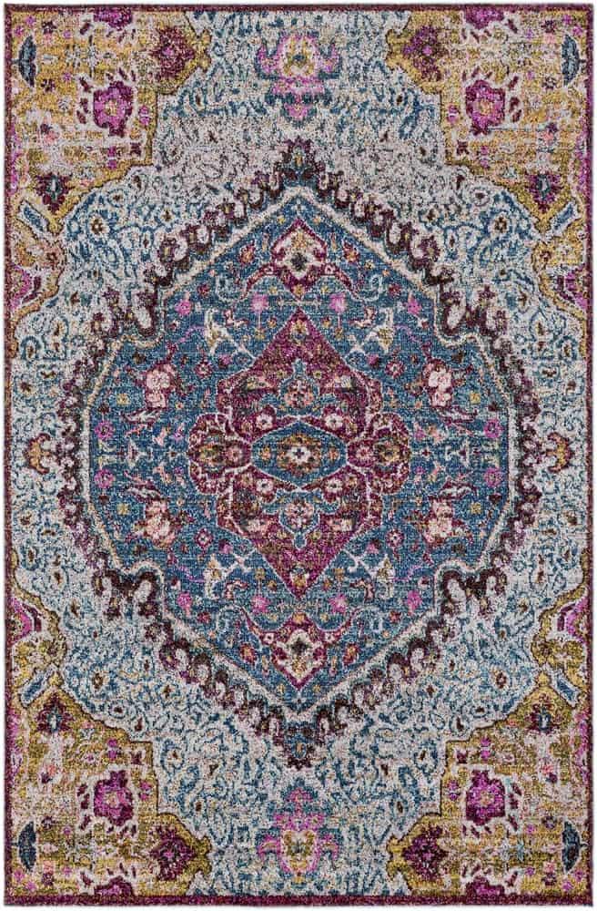 Affordable area rug-Anika ANI-1015