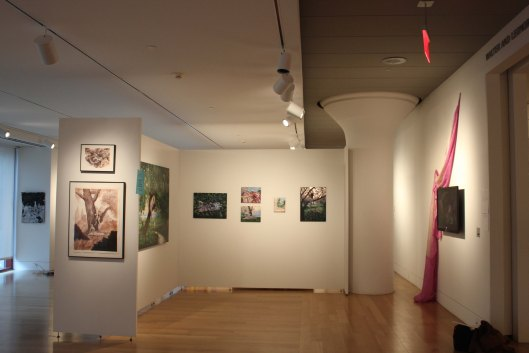 The exhibit at Pennsylvania Academy of the Fine Arts, 2014