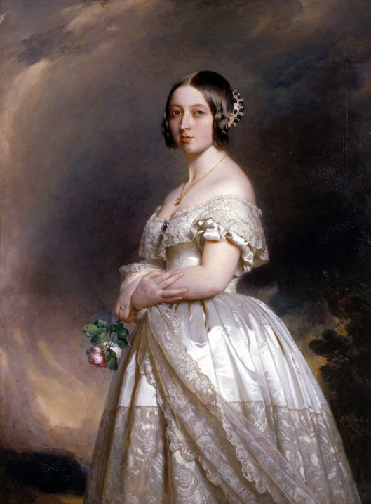 queen-victoria-1842-1 by winterhalter