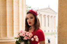 red dress 10