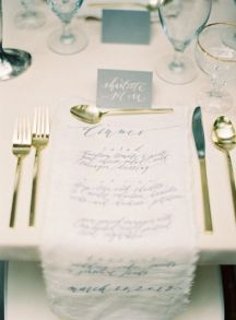 pretty menu 1