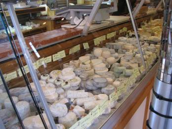 Picking out the right fromage