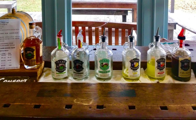 A Comfort-able Weekend: Hill Country Distillers, Newsom Vineyards, and Firehouse Fare.