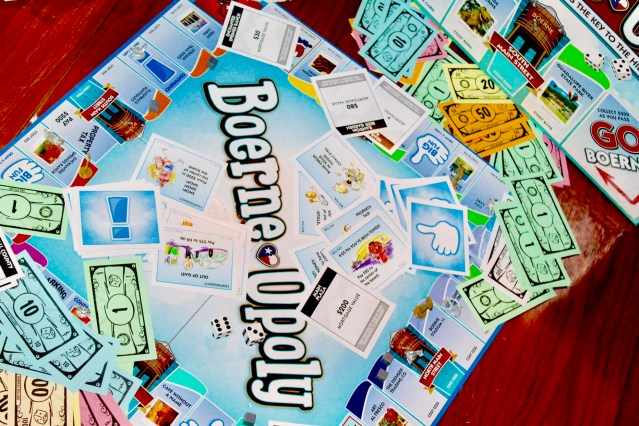 Game Night Fun With Boerne-Opoly