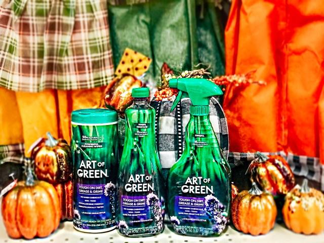 The Art Of Green – Sponsored Post