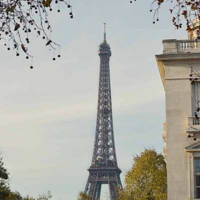 40 Hours in Paris: The Eiffel Tower