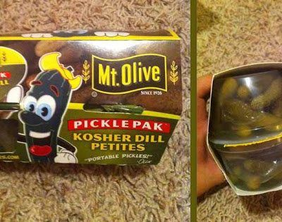 Pickles: A Care Package