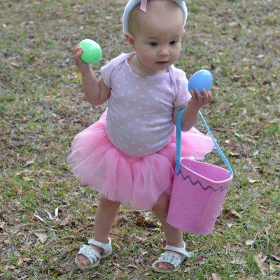 Julia's Easter Adventure