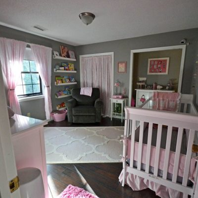 Julia's Nursery Tour {our georgia home}