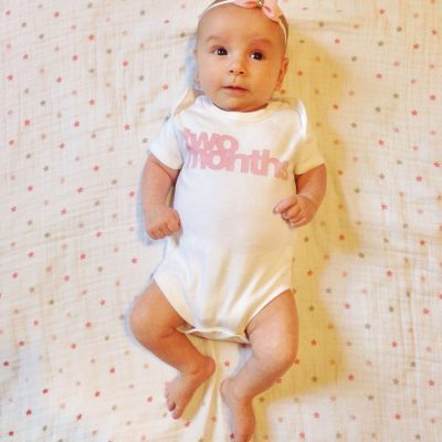 Madilyn Rose (two months)