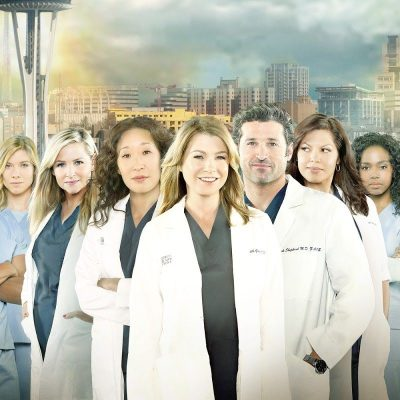 Thoughts on Grey's Anatomy {Seriously?!}