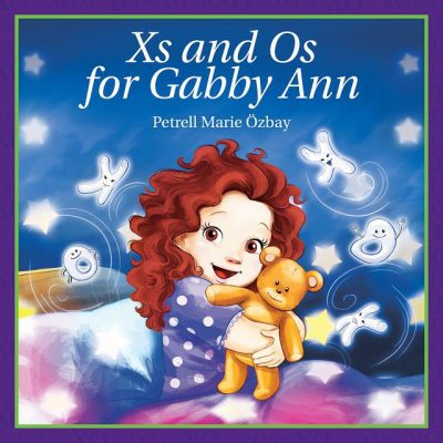 Xs and Os For Gabby Ann {book review + giveaway}
