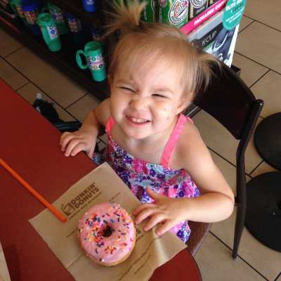 If You Give a Toddler a Donut