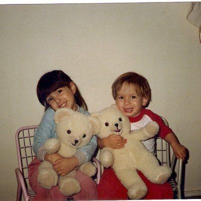 My Teddy Bear (Circa 1988)